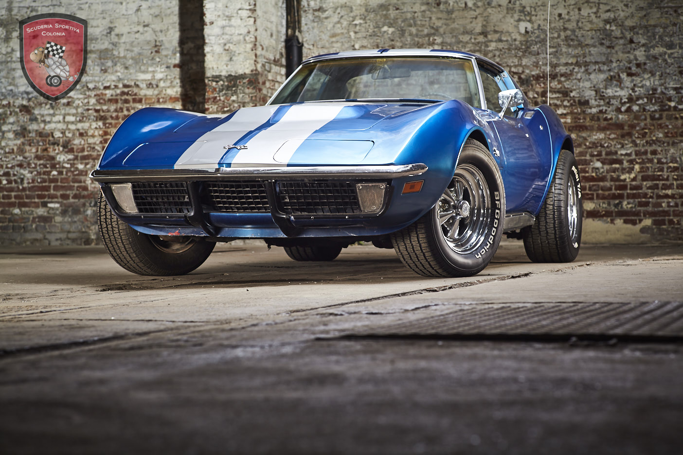 Corvette Stingray C3 Targa big block